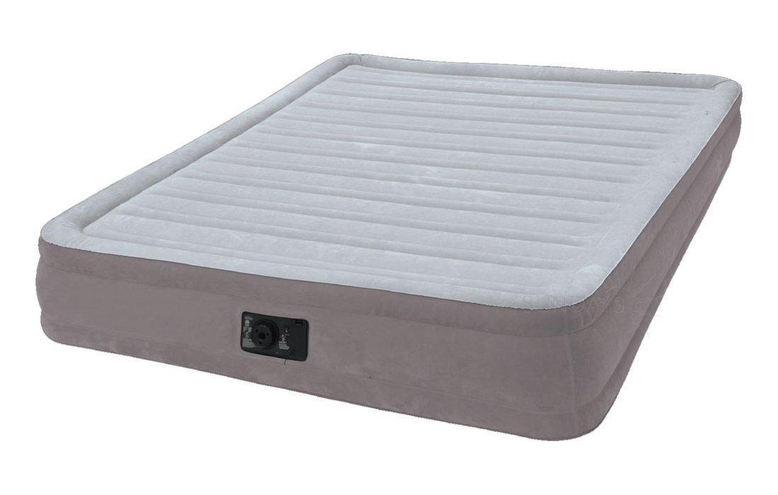 Intex Luftbett Queen Comfort-Plush 152x203x33cm Gästebett Camping