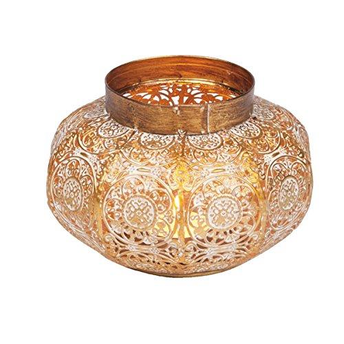 Foreside FCAD04244 Mini Pot Votive Candle -