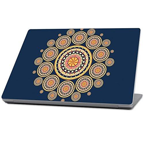 今季一番 MightySkins Protective Durable and Unique MightySkins Vinyl wrap cover Protective Skin Skin for Microsoft Surface Laptop (2017) 13.3 - Summer Mandala Blue (MISURLAP-Summer Mandala) [並行輸入品] B07898BK4R, 超安い:23b058e1 --- senas.4x4.lt