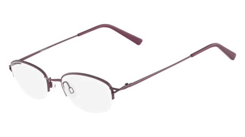 FLEXON Eyeglasses GRETA 505 Plum 47MM