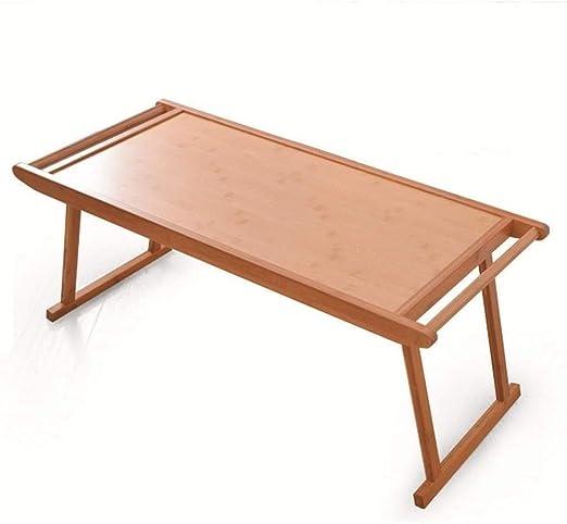 Mesa portátil pequeño café El escritorio plegable del ordenador ...