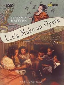 Britten - Let's Make an Opera [Import]