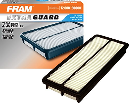 FRAM CA9600 Extra Guard Rigid Rectangular Panel Air Filter