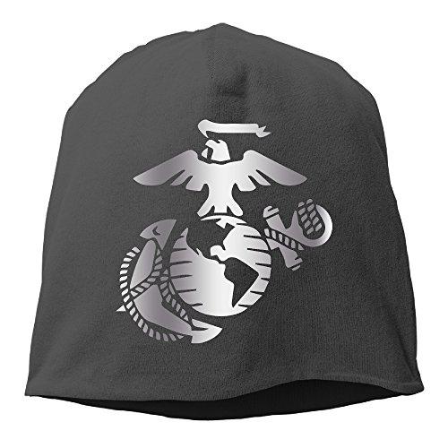 leather beanie cap - 7