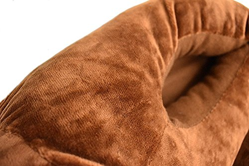 Lltrader Cacca Emoji Slipper Poo Emoji Scarpe Invernali Unisex Per Adulti Pantofole Antiscivolo Scarpe Da Casa