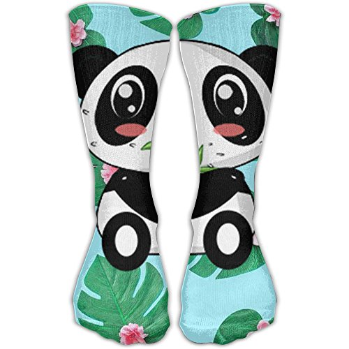 Bamboo Vintage Umbrella (WOAINI666 Eat Bamboo Panda Unisex Crew Socks Short Sports Socks 1 Pair)
