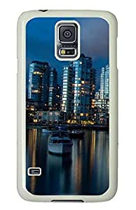 Samsung Galaxy S5 Cases & Covers Architecture 6 Custom PC Hard Case Cover for Samsung Galaxy S5 White