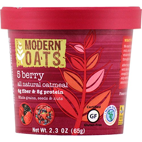 Modern Oats 5 Berry Oatmeal 12 ct