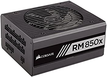 Corsair RM850x 850W 80 Plus Gold Modular Power Supply