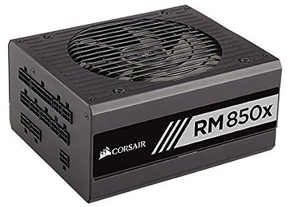Amazon.com: CORSAIR RMx Series, RM850x, 850 Watt, Fully Modular ...