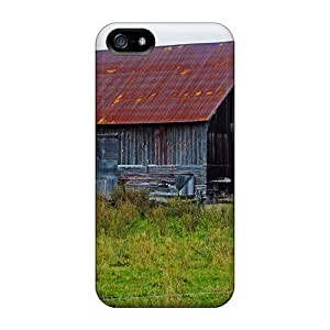 For Iphone Cases, High Quality Old Barn For Iphone 5/5s Covers Cases