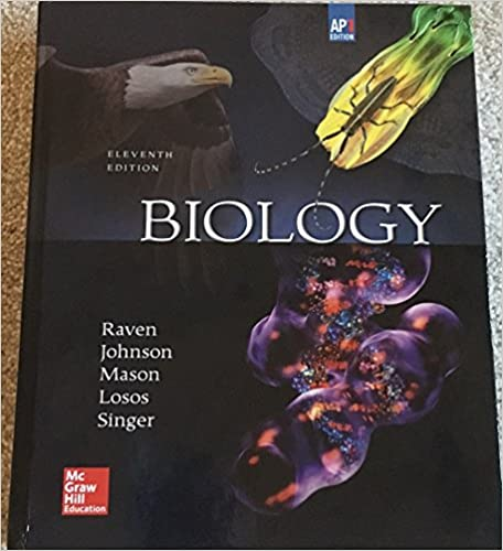 Amazon raven biology 2017 11e ap edition student edition amazon raven biology 2017 11e ap edition student edition ap biology raven 9780076672462 peter h raven george b johnson professor fandeluxe