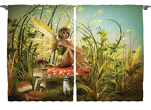 Ambesonne Collection Mushroom Enchanted Treatments product image