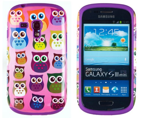 samsung galaxy s3 mini case retro - 1