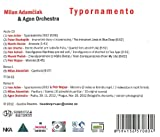 Typornamento - Milan Adamciak & Agon Orchestra