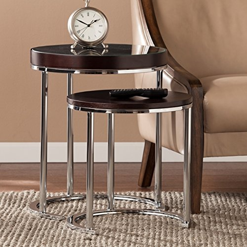Upton Home Lordes 2-piece Nesting Table Set (Italian Marble Coffee Table compare prices)