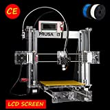 3D Printer Kit - PRUSA I3 ACCURANCY 3D PRINTER DIY KIT ACRYLIC FRAME BUNDLED FREE FILAMENT