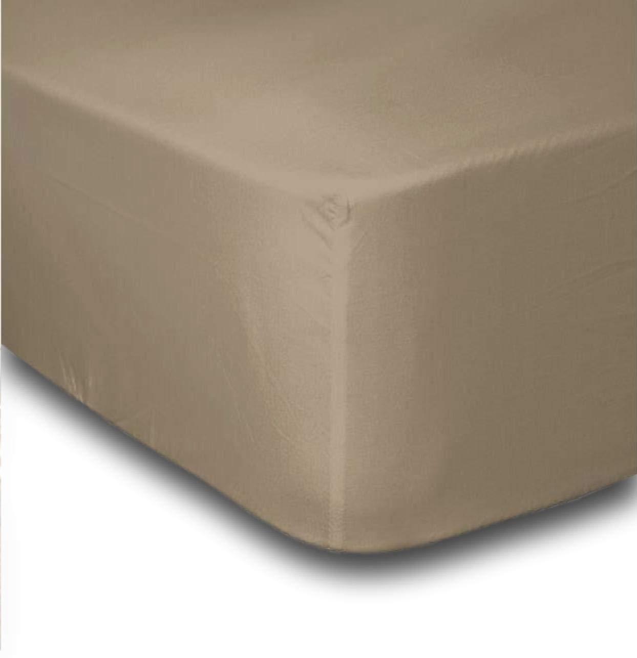 Cflagrant Coprimaterasso 100% Cotone Morbido e di Alta Gamma, Speciale Materasso Spesso Fino a 30 cm, Grigio, 90_x_190_x_30cm Prezzi offerte