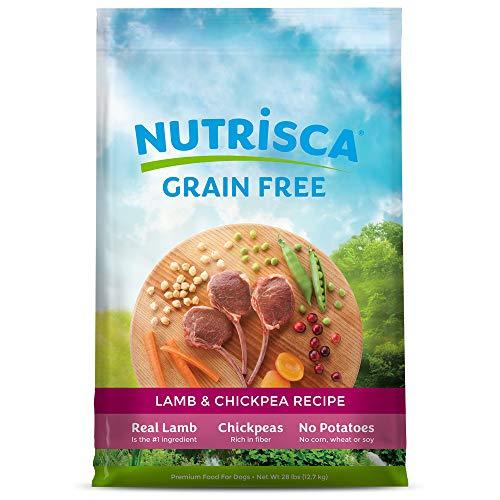 Nutrisca Grain-Free Lamb & Chickpea Recipe A