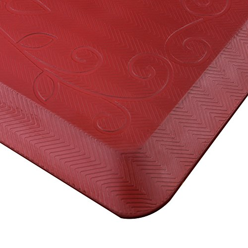 Cook N Home Anti-Fatigue Comfort Mat, 39 x 20