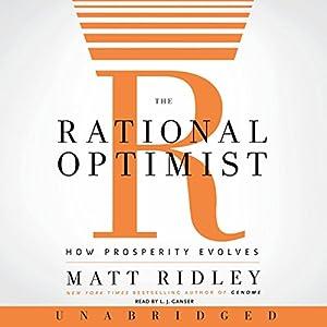 The Rational Optimist Audiobook