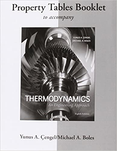 Amazon property tables booklet for thermodynamics an property tables booklet for thermodynamics an engineering approach 8th revised ed edition fandeluxe Images