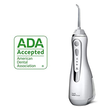 Waterpik Cordless Water Flosser Rechargeable Portable Oral Irrigator For  Travel And Home – Cordless