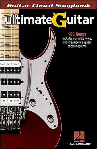 Amazon.com: Ultimate-Guitar Chord Songbook (0884088616328): Hal ...