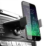 Koomus CD-Air Pro Universal Smartphone Car Mount Holder Cradle for CD Slot, Black