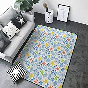 51lMZGhuqNL._SS300_ Starfish Area Rugs For Sale