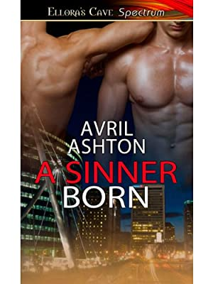 book cover of A Sinner Born