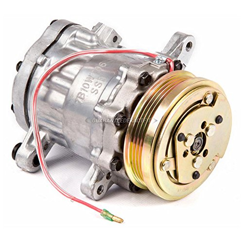 Brand New Premium Quality AC Compressor & A/C Clutch For Suzuki And Geo - BuyAutoParts 60-01122NA - Metro A/c Geo Compressor