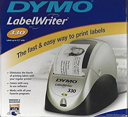 DYMO 330 LABELWRITER DRIVER DOWNLOAD