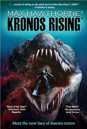KRONOS RISING: After 65 million years, the world's greatest predator is back. (Best Gen 3 Water Type)