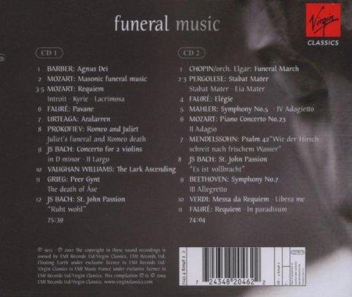 Funeral Music by EMI Classics