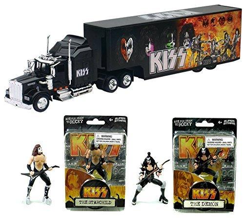 kiss hot wheels - 5