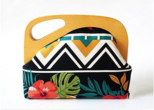[해외]Ownstyle 가방 액세서리 나무 가방 핸들 도매 나무 지갑 프레임/Ownstyle Bag Accessories Wooden Bag Handle Wholesale Wooden Purse Frame