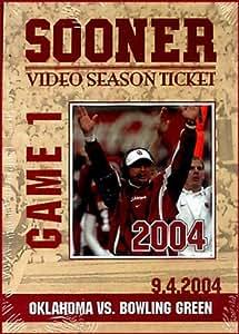 Oklahoma Vs Bowling Green-2004