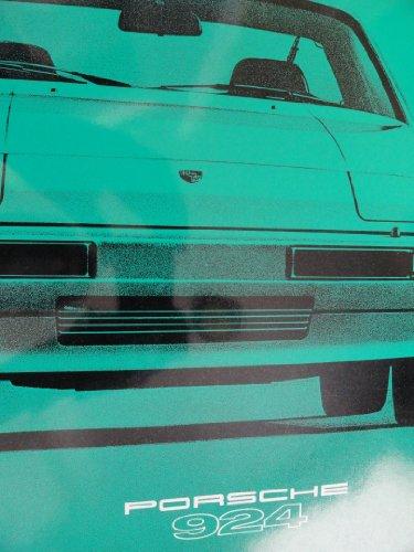 Porsche Sales Brochure - 1979 Porsche 924 Sales Brochure