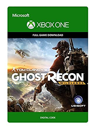 Tom Clancy's Ghost Recon Wildlands Standard Edition - Xbox One Digital Code