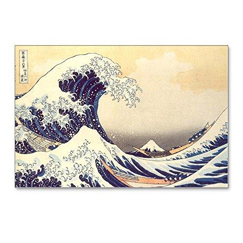- CafePress - Kanagawa Japanese Art - Postcards (Package of 8), 6