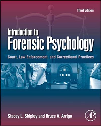 Introduction to forensic psychology court law enforcement and introduction to forensic psychology court law enforcement and correctional practices 3rd edition kindle edition fandeluxe Image collections