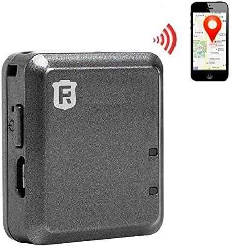 Localizador GPS cobertura portátil localización SMS detección de movimiento ruido: Amazon.es: Electrónica