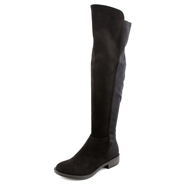 c7ef331f58d Zigi Soho Womens Olaa Suede Closed Toe Knee High Fashion Boots