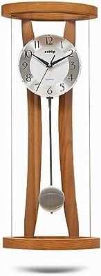 Fly European Creative Glass Wall Clock Retro Fashion Wall Clock Wall Clock