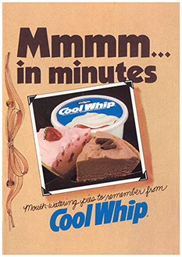 Mmmm in Minutes Coolwhip
