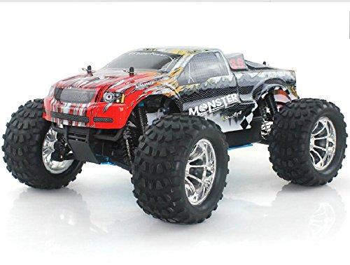 Nitro Monster Truck Engine - 3