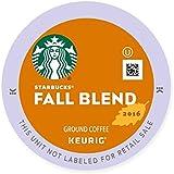 Starbucks Fall Blend 2017 K-Cup Packs, 32-count