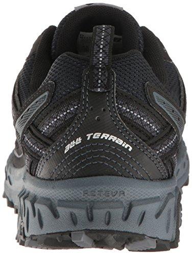 Thunder Cushioning Running Balance Runner Men's New Trail Black Shoe 410v5 BwzUEaHqa