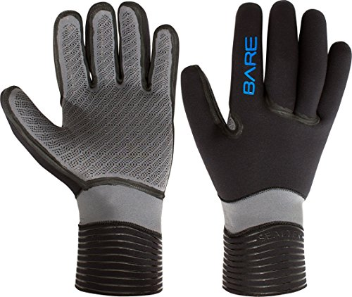 Bare Sealtek 5mm Scuba Diving Wetsuit Dry Glove (Bare Dive Suits)